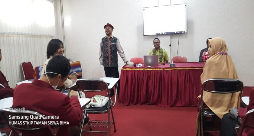 Pada Mahasiswa & DPL yang Lolos Program Kampus Mengajar, Dr. Ibnu Harap Peningkatan Kemampuan