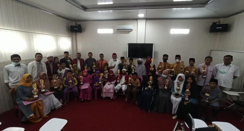 RB Berakhir, Jawara Diumumkan, Yayasan Titip Harapan, Dr. Ibnu Jadikan Tamsis Role Model