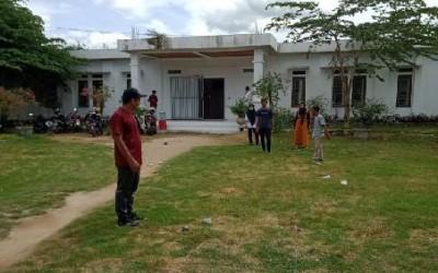 Cabang Olahraga Baru di Kabupaten Bima, Latihan Perdana Petanque Digelar di STKIP Tamsis Bima